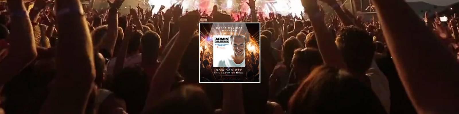 A State Of Trance at Ushuaïa, Ibiza 2014 at 50% Off!