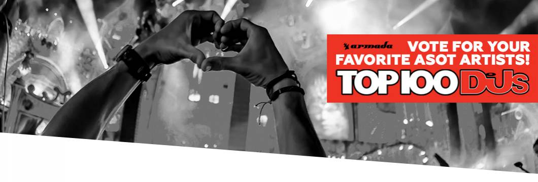 Vote for your favorite ASOT artists in the DJ Mag Top 100 DJs Poll 2016