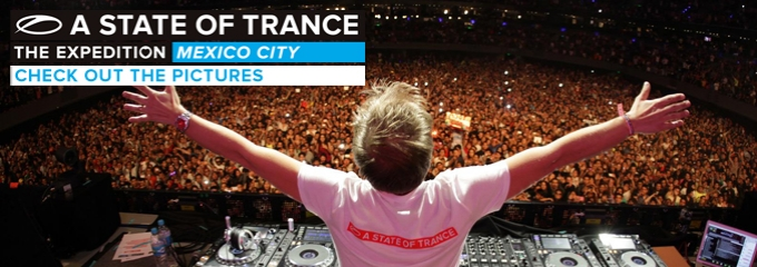 Check out the pictures of ASOT600 Mexico!