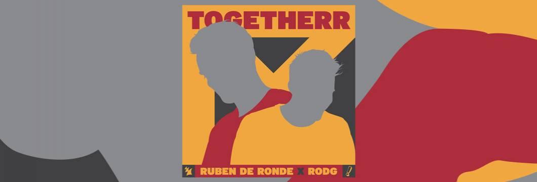 Ruben de Ronde and Rodg unleashy collaborative album: 'Togetherr'