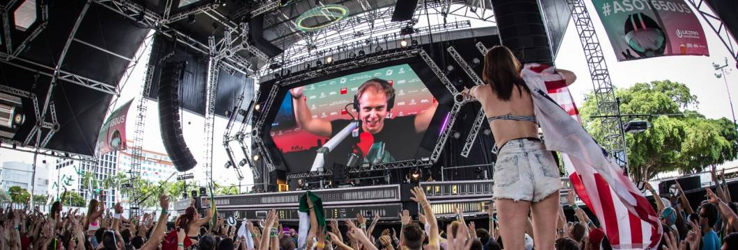 Thank you Ultra Music Festival and Miami!