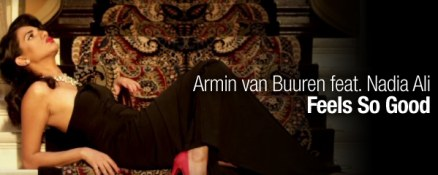 Armin van Buuren feat. Nadia Ali – Feels So Good video
