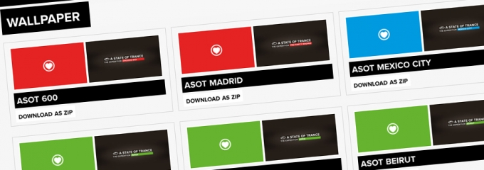 Download your ASOT600 wallpaper!