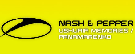 Out now on ASOT: Nash & Pepper – Ushuaia Memories / Panamarenko