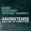 Share your most 'Intense' moment!