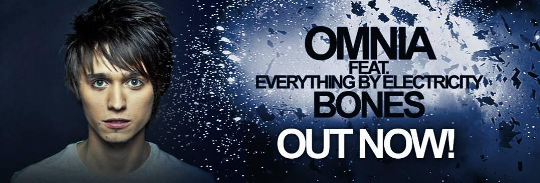 Omnia feat. Everything By Electricity 'Bones' out now on Armind!