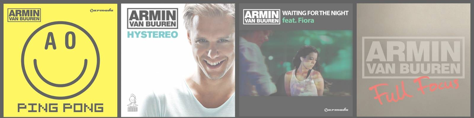 Armin Anthems ASOT Radio Spotify Takeover Weekend