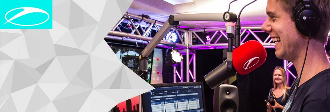 Armin van Buuren Celebrates 700th Radio Show With His Own Festival