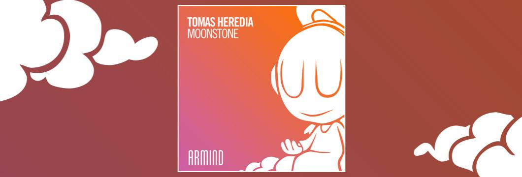 OUT NOW on ARMIND: Tomas Heredia – Moonstone