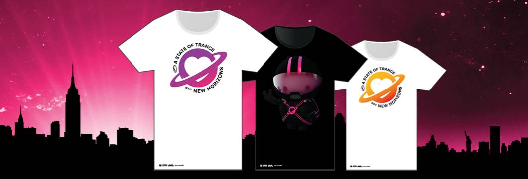 ASOT650 merchandise now available!