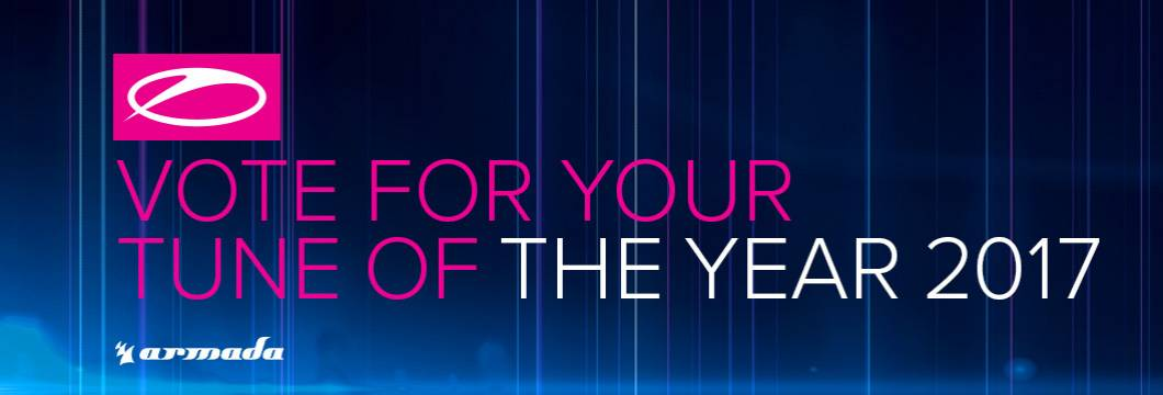 Vote for your Tune Of The Year 2017!