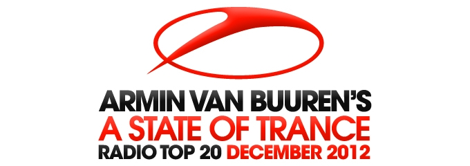Armin van Buuren – A State Of Trance Radio Top 20 – December 2012