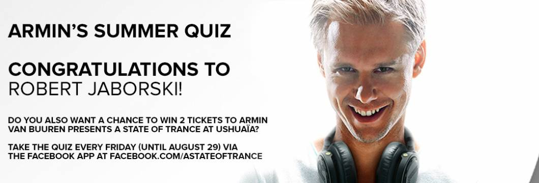 Winner Announced! Armin's 7th Summer Quiz