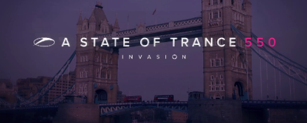 ASOT 550 London video report