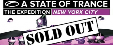 ASOT600 New York at Madison Square Garden Sold Out within one hour!