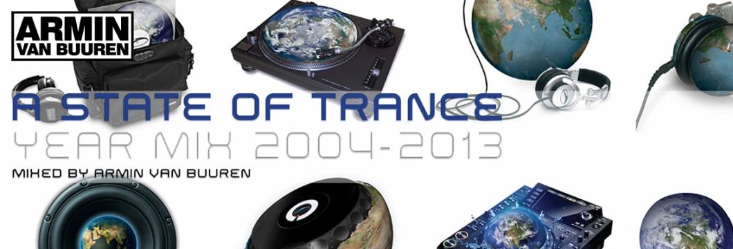 A State Of Trance Year Mix Box 2004 – 2013