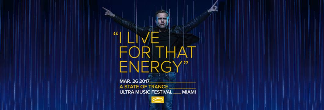 A State Of Trance is coming to Ultra Music Festival in Miami!