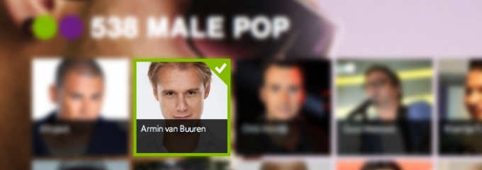 Armin in the running for 2 538 Jingle Ball Awards!