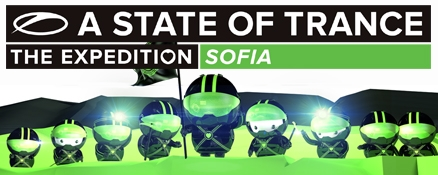 Sofia, Bulgaria added to A State of Trance 600 world tour!