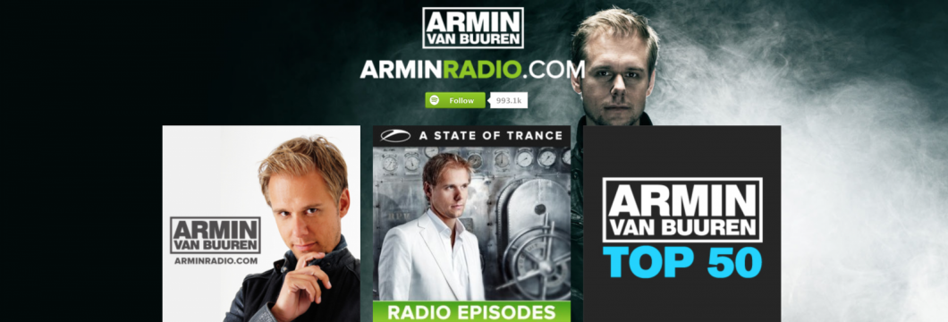 Discover More Music with arminradio.com