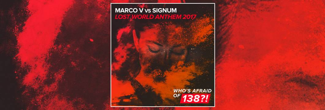OUT NOW on WAO138?!: Marco V vs Signum – Never Gonna Let You