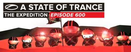 First dates & cities of ASOT 600 'The Expedition' world tour announced!