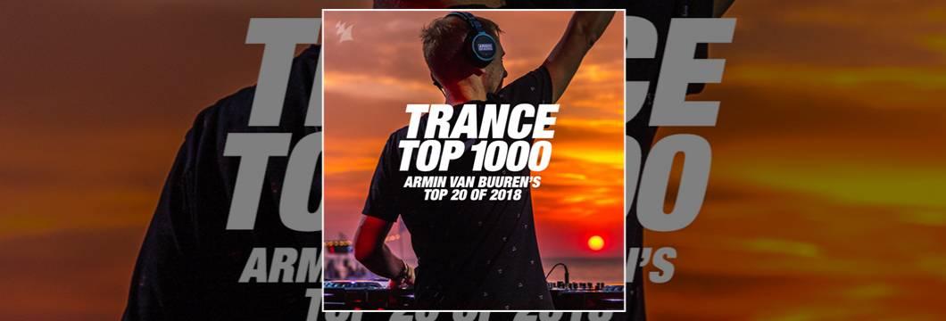 Armin van Buuren reveals his personal ASOT Top 20 of 2018!