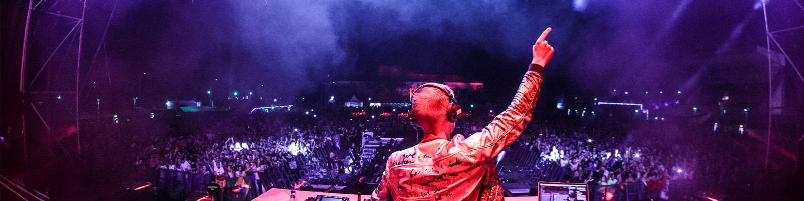 Armin van Buuren announces 'Club Embrace' mix album