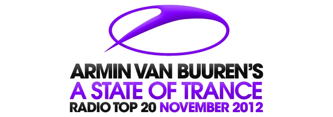 Armin van Buuren – A State Of Trance Radio Top 20 – November 2012