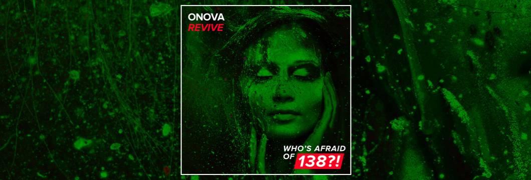 OUT NOW on WAO138?!: Onova – Revive