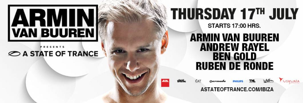 Timetable: ASOT Ushuaia Residency July 17th