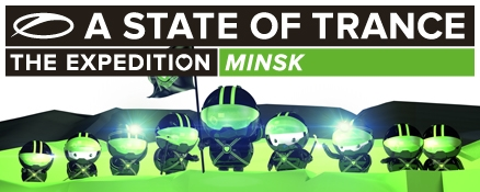 A State of Trance 600 in Minsk, Belarus announced!