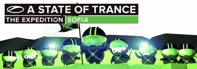 Timetable A State Of Trance 600 Sofia announced!