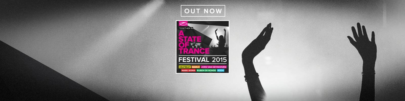 'A State Of Trance Festival 2015′ [OUT NOW]