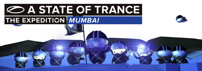 A State of Trance 600 will explore… Mumbai, India!