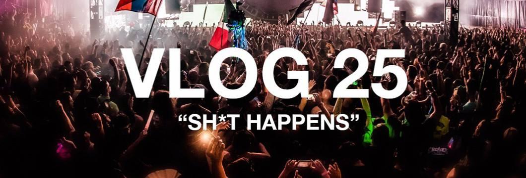 Armin VLOG #25: Sh*t Happens