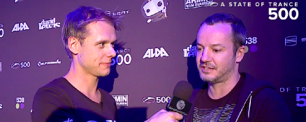 ASOT 500 Den Bosch report – Armin interviews Max Graham