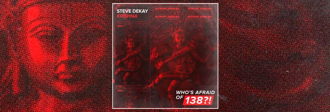 OUT NOW on WAO138?!: Steve Dekay – Krishna