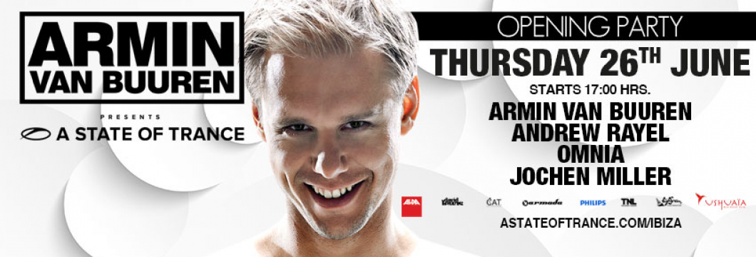 Lineup for ASOT Ushuaia Ibiza Announced!