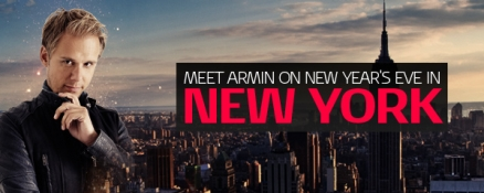 Meet Armin on NYE in New York with KLM's VIP trip!
