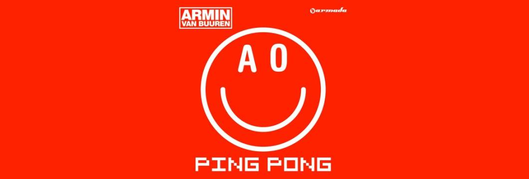 Out now: Armin van Buuren – Ping Pong (Simon Patterson Remix)