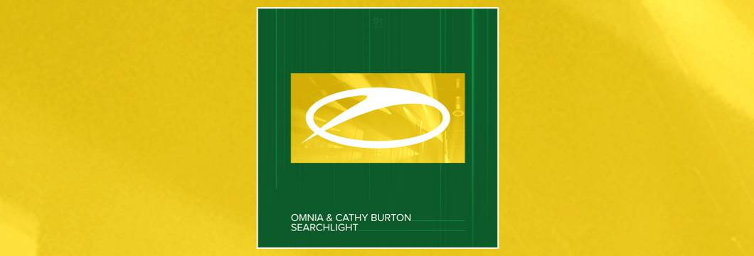 OUT NOW on ASOT: Omnia feat. Cathy Burton – Searchlight