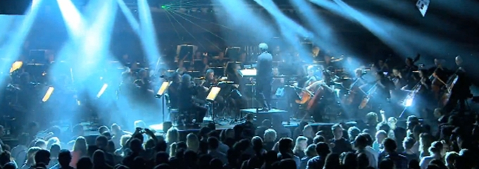 Noord Nederlands Orkest plays 'A Tribute To Armin van Buuren'
