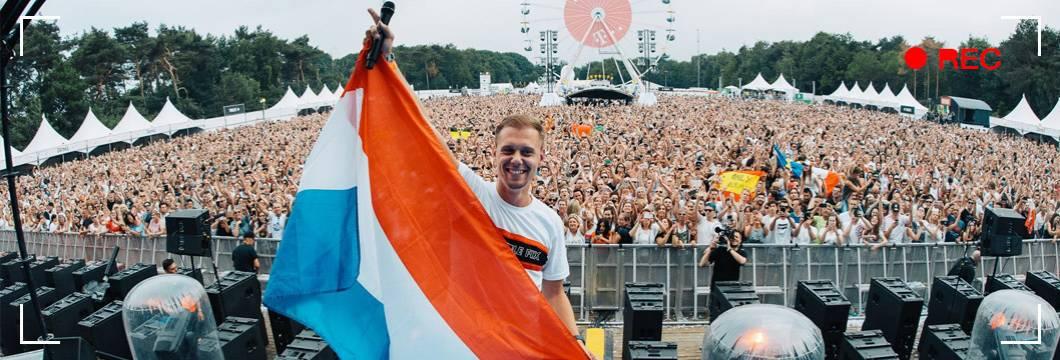 Armin VLOG #52 – Get To The Choppa