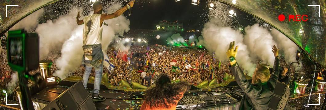 New Armin van Buuren vlog: Glamping at Tomorrowland!