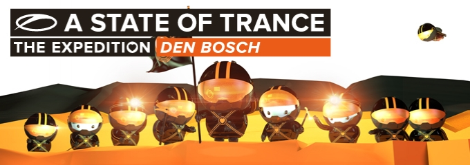 Warning: last tickets available for ASOT600 Den Bosch!