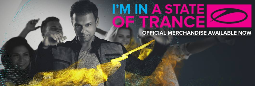 Get the brand-new ASOT Merchandise NOW or enjoy the special discount on various items