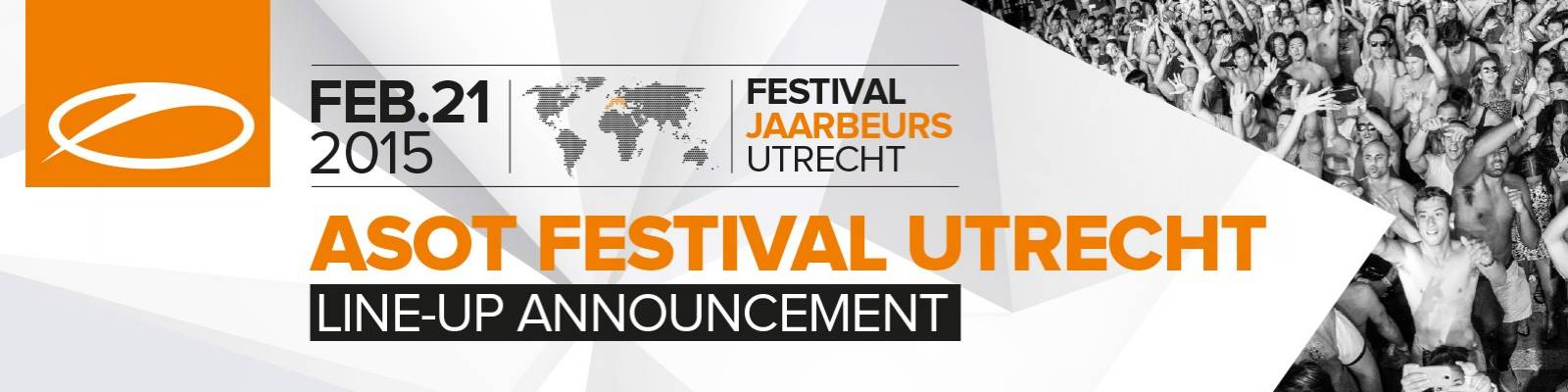 A State Of Trance Utrecht Line-up Revealed!