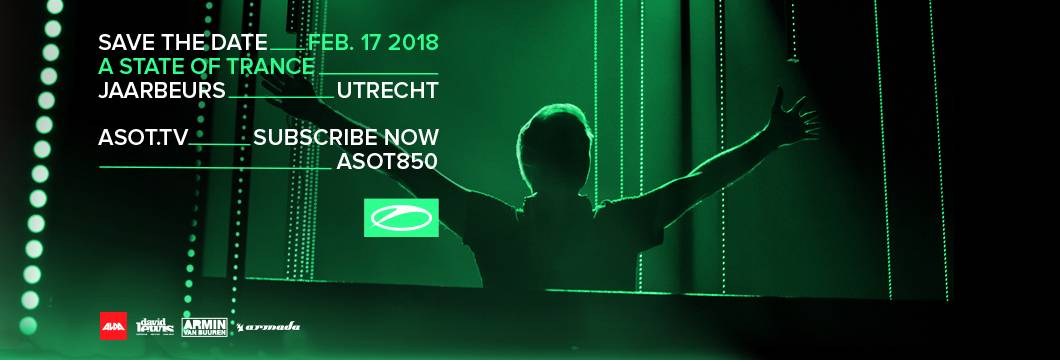 A State Of Trance has announced another Festival in Jaarbeurs Utrecht for February 2018!