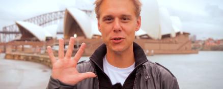 ASOT500 Sydney Video Report